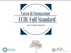 ecdl expert a.d. global solution